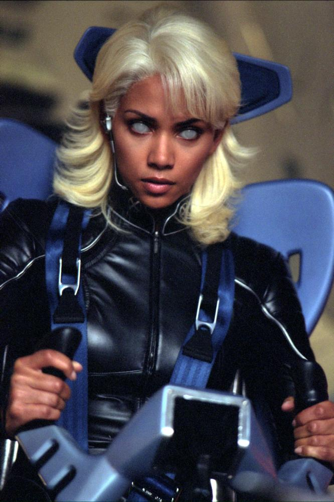 X-MEN 2, Halle Berry, 2003, TM & Copyright (c) 20th Century Fox Film Corp. All rights reserved.