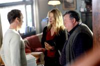 WHITE NOISE, Michael Keaton, Deborah Kara Unger, Ian McNeice, 2005, (c) Universal