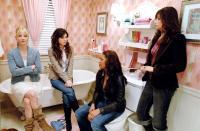 WHAT LOVE IS, Anne Heche,  Shiri Appleby, Tamala Jones, Gina Gershon, 2007.