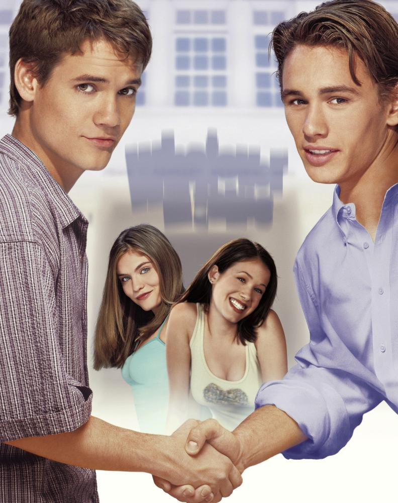WHATEVER IT TAKES, Shane West, Jodi Lyn O'Keefe, Marla Sokoloff, James Franco, 2000, ©Columbia Pictures