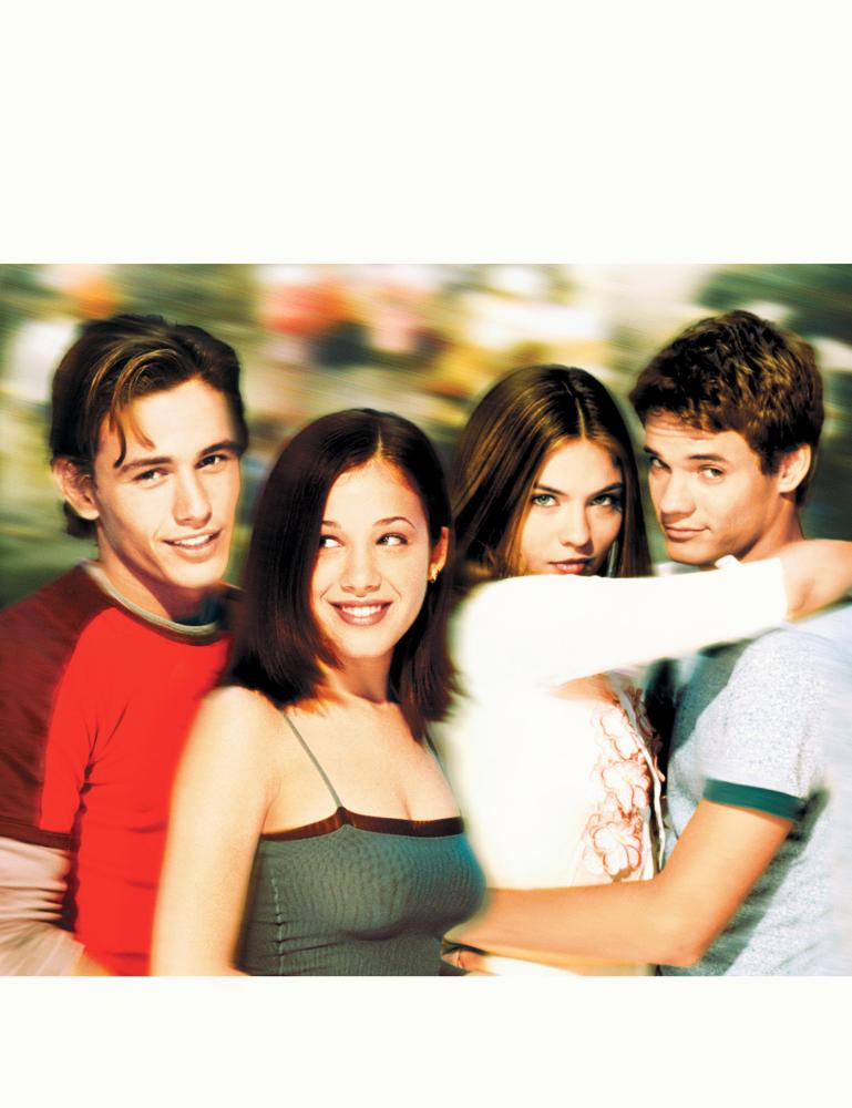 WHATEVER IT TAKES, James Franco, Marla Sokoloff, Jodi Lyn O'Keefe, Shane West, 2000, ©Columbia Pictures