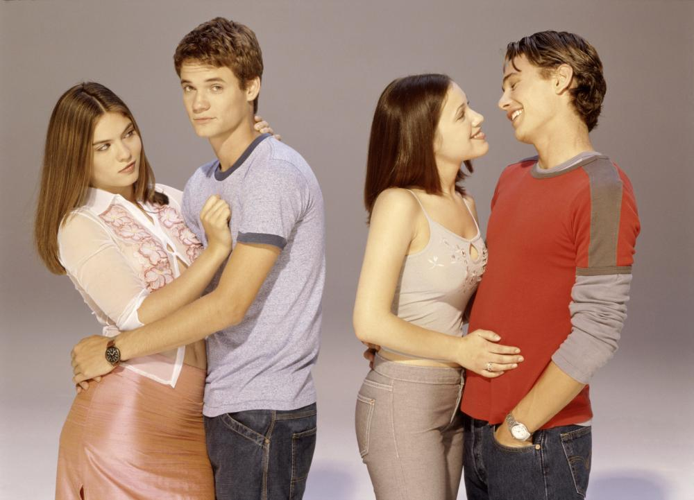 WHATEVER IT TAKES, Jodi Lyn O'Keefe, Shane West, Marla Sokoloff, James Franco, 2000, ©Columbia Pictures