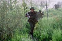 WE WERE SOLDIERS, Chris Klein, 2002 (c) Paramount.