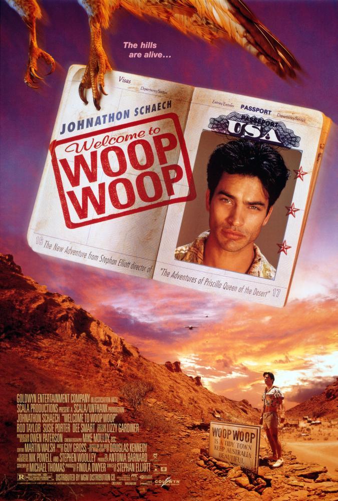 WELCOME TO WOOP WOOP, Johnathon Schaech, 1997, (c) Samuel Goldwyn