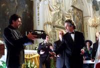 THE WEDDING DIRECTOR, (aka IL REGISTA DI MATRIMONI), Sergio Castellitto, Bruno Cariello, Sami Frey, 2006. ©New Yorker Films