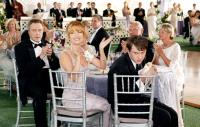 WEDDING CRASHERS, Christopher Walken, Jane Seymour, Keir O'Donnell, 2005, (c) New Line