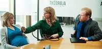 TRICKED, (aka STEEKSPEL), from left: Carolien Spoor, Ricky Koole, Jochum ten Haaf, 2012. © Kino Lorber