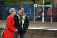 THE WAITING ROOM, Anne-Marie Duff, Ralf Little, 2007. ©Bright Pictures