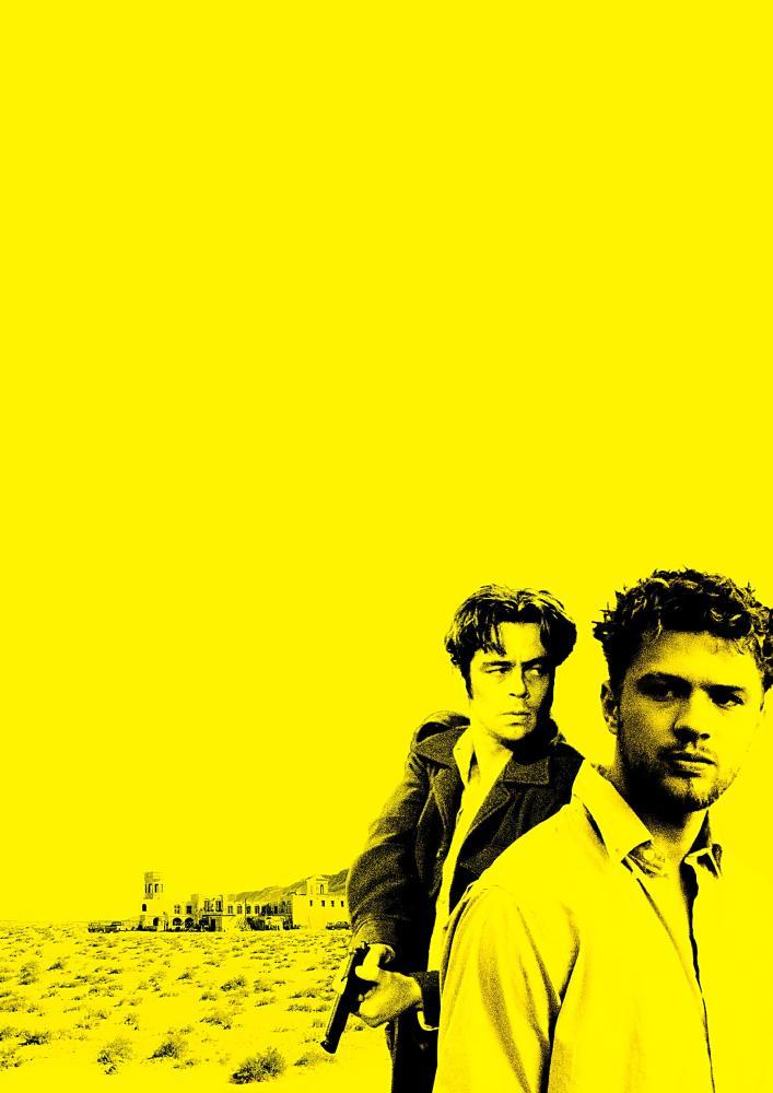 THE WAY OF THE GUN, Benicio Del Toro, Ryan Phillippe, 2000, (c) Artisan