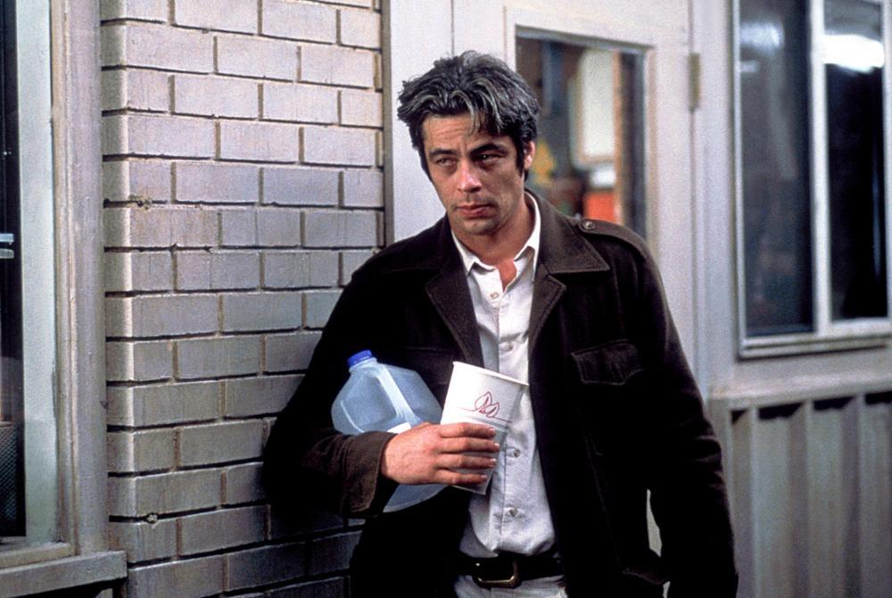 THE WAY OF THE GUN, Benicio Del Toro, 2000, (c) Artisan