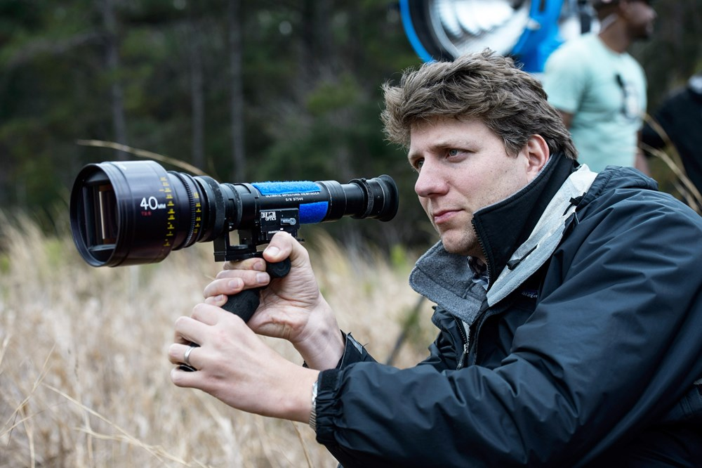 MIDNIGHT SPECIAL, director Jeff Nichols, on set, 2016. ph: Ben Rothstein/© Warner Bros.