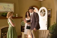I SAW THE LIGHT, from left: Wrenn Schmidt, Tom Hiddleston as Hank Williams, Maddie Hasson, 2015. ph: Alan Markfield/© Sony Pictures Classics
