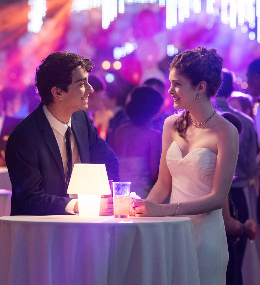MY BIG FAT GREEK WEDDING 2, l-r: Alex Wolff, Elena Kampouris, 2016. ph: George Kraychyk/©Universal Pictures