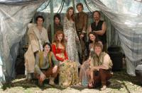 VIRGIN TERRITORY, back row: Mischa Barton (third from left), Hayden Christensen (fourth from left), 2007. ©MGM