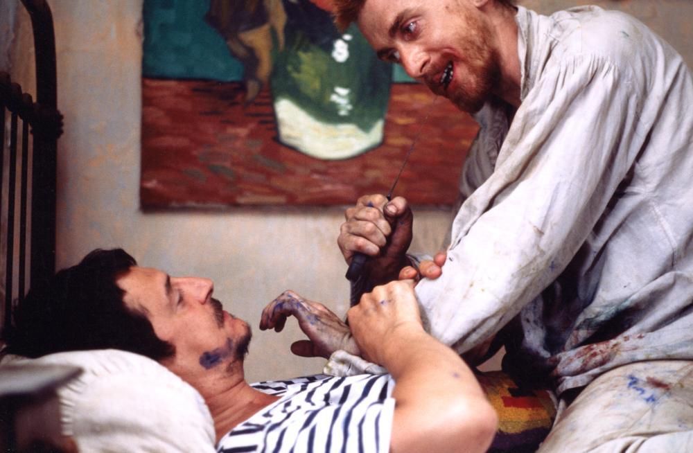 VINCENT & THEO, Wladimir Yordanoff, Tim Roth, 1990, (c) Hemdale
