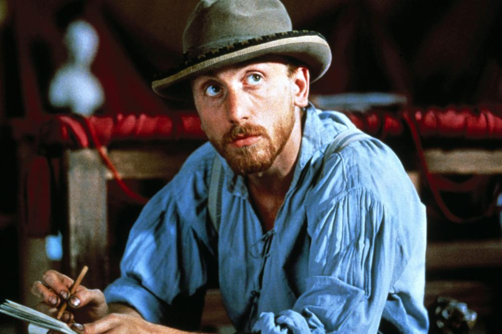 VINCENT & THEO, Tim Roth as Vincent Van Gogh, 1990, (c) Hemdale
