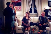 LA VERITE OU PRESQUE, Francois Cluzet, Karin Viard, Julie Delarme, Andre Dussollier, 2007. ©Rezo Films