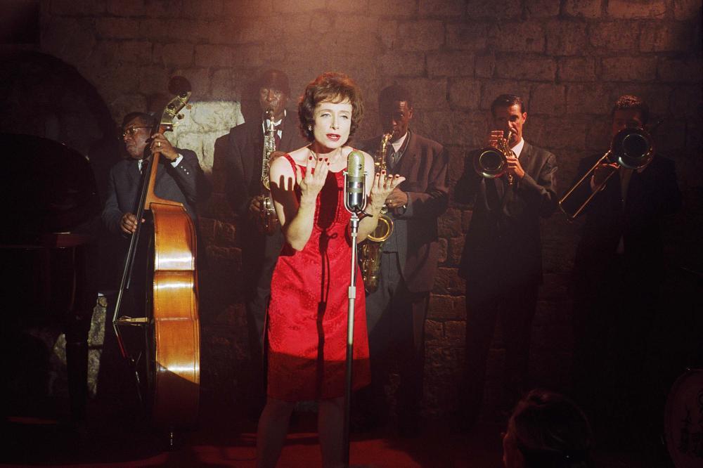 LA VERITE OU PRESQUE, Karin Viard (front), 2007. ©Rezo Films