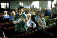 VERY ANNIE MARY, Director Sara Sugarman on the set, 2001