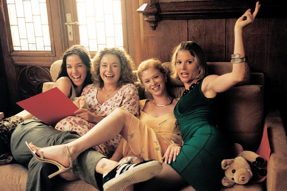 VENUS AND MARS, Daniela Amavia, Julia Sawalha, Fay Masterson, Julie Bowen, 2001