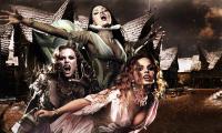 VAN HELSING, Elena Anaya, Silvia Colloca, Josie Maran, 2004, (c) Universal