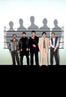 THE USUAL SUSPECTS, Kevin Pollak, Stephen Baldwin, Benico Del Toro, Gabriel Byrne, Kevin Spacey, 1995, (c) Gramercy Pictures