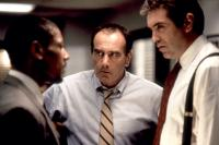 THE USUAL SUSPECTS, Giancarlo Esposito, Dan Hedaya, Chazz Palminteri, 1995, (c) Gramercy Pictures
