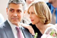 UP IN THE AIR, from left: George Clooney, Vera Farmiga, 2009. ph: Dale Robinette/©DreamWorks Pictures