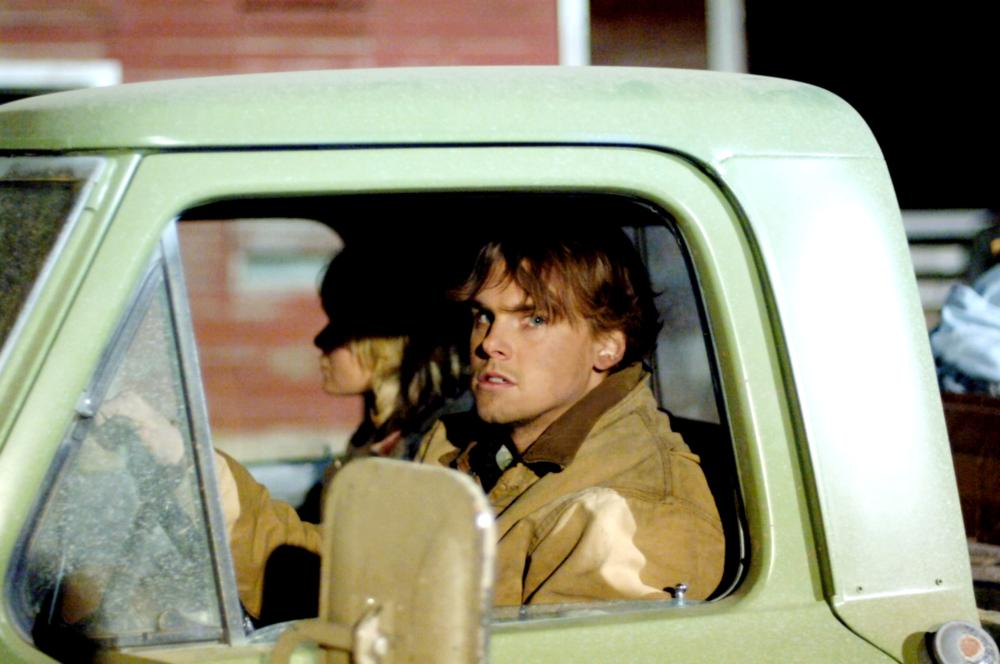 UNEARTHED, Tommy Dewey, 2007. ©After Dark Films