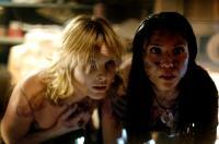 UNEARTHED, from left: Beau Garrett, Emmanuelle Vaugier, 2007. ©After Dark Films