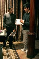 UNDOING, Jose Zuniga, director Chris Chan Lee, on set, 2006. ©Indican Pictures