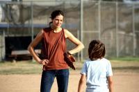 TRUCKER, from left: Michelle Monaghan, Jimmy Bennett, 2008. ph: Kevin Estrada/©Monterey Media