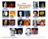 TREASURE PLANET, 2002, (c) Walt Disney