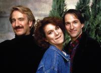 TRULY MADLY DEEPLY, Alan Rickman, Juliet Stevenson, Michael Maloney, 1991, (c) Samuel Goldwyn