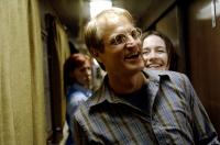 TRANSSIBERIAN, Woody Harrelson (foreground), Emily Mortimer (right), 2008. ©Universum Film
