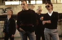 TRAINSPOTTING, Ewen Bremner, Ewan McGregor, Jonny Lee Miller, Robert Carlyle, 1996, (c) Miramax