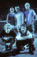 TRAINSPOTTING, Kevin McKidd, Ewen Bremner, Ewan McGregor, Robert Carlyle, Jonny Lee Miller, 1996, (c) Miramax