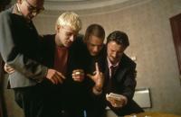 TRAINSPOTTING, Ewen Bremner, Jonny Lee Miller, Ewan McGregor, Robert Carlyle, 1996, (c) Miramax