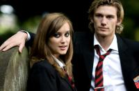 TORMENTED, from left: April Pearson, Alex Pettyfer, 2009. Ph: Nick Wall/©DreamWorks Distribution