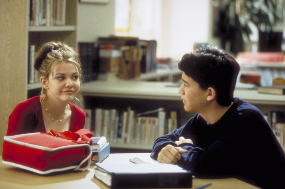 10 Things I Hate About You Michael: Larisa Oleynik