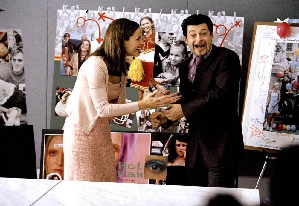 13 GOING ON 30, Jennifer Garner, Andy Serkis, 2004, (c) Columbia