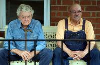 THAT EVENING SUN, from left: Hal Holbrook, Barry Corbin, 2009. Ph: Cooper Dunn/©Dogwood Entertainment