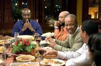 THIS CHRISTMAS, Delroy Lindo (far left), Columbus Short (third from left), 2007. ©Screen Gems