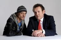 THREE AND OUT, Mackenzie Crook, Colm Meaney, 2008. ©Worldwide Bonus Entertainment