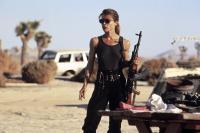 TERMINATOR 2: JUDGMENT DAY, Linda Hamilton, 1991.  ©TriStar Pictures