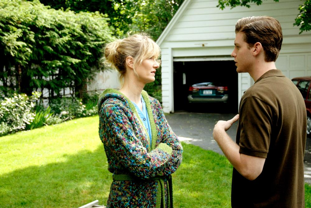 TENDERNESS, from left: Laura Dern, Jon Foster, 2008. ©Lionsgate