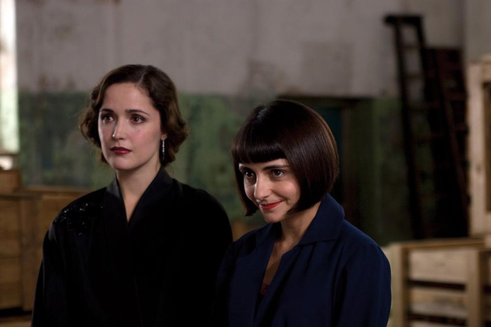 THE TENDER HOOK, from left: Rose Byrne, Pia Miranda, 2008. ©Dendy Films