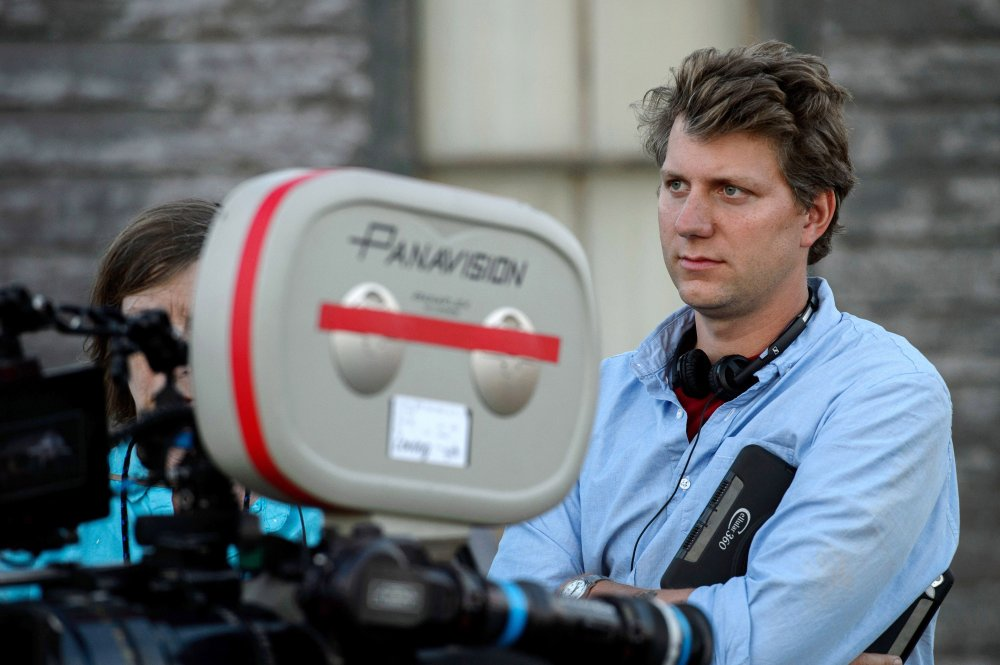 LOVING, director Jeff Nichols, on set, 2016. © Focus Features