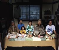 THE TASTE OF TEA, (aka CHA NO AJI), Tatsuya Gashuin, Takahiro Sato, Maya Banno, Satomi Tezuka, Kirin Kin, Tadanobu Asano, 2004. ©Viz Pictures