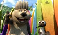 SURF'S UP, Mike Abromowitz (left, voice: Mario Cantone), 2007. ©Sony Pictures International